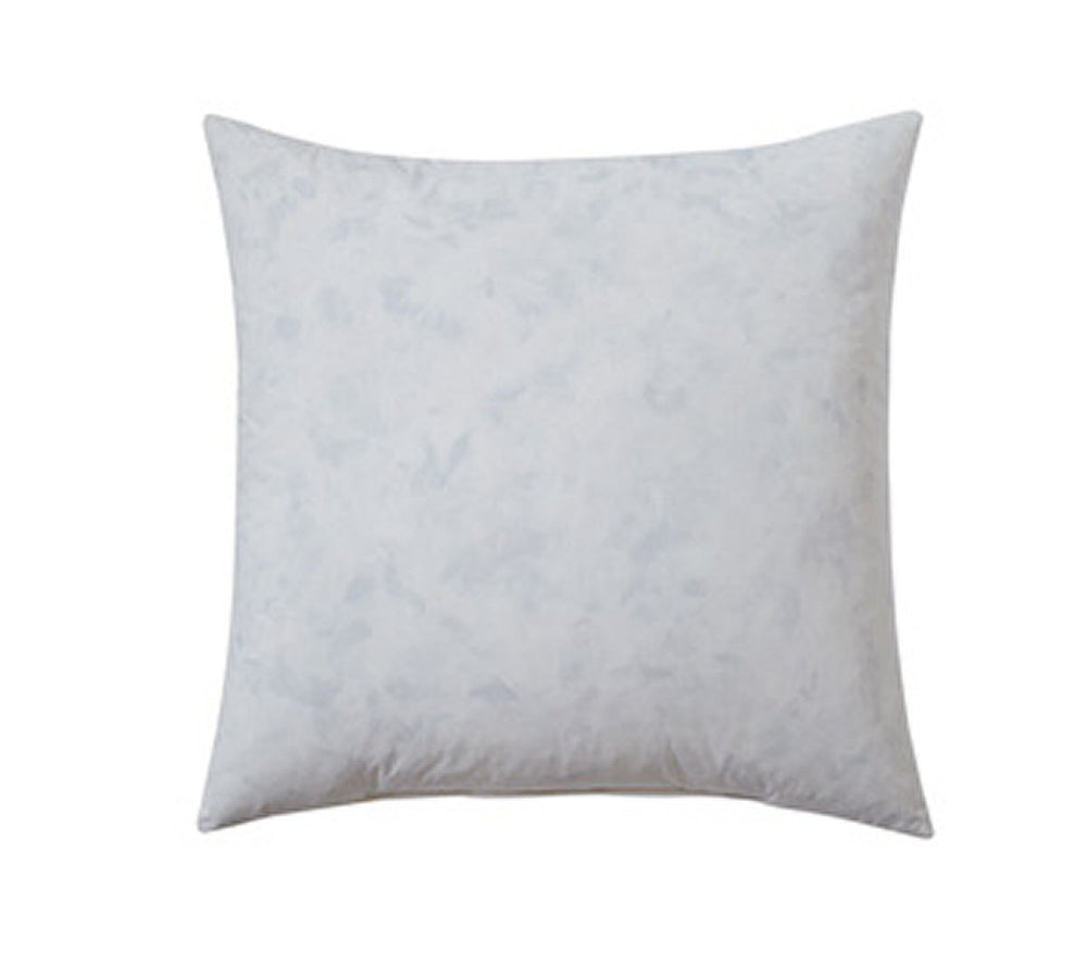 "20""W Feather-fill Small Pillow Insert (Set of 4) White"