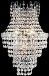 View the Dale Tiffany Conchita Crystal Wall Sconce Antique Bronze