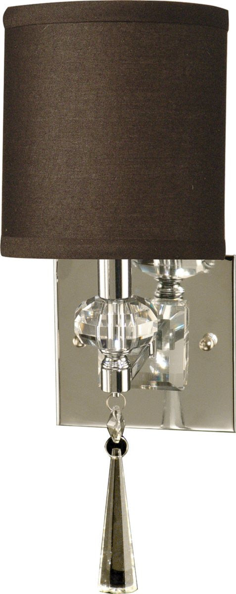 "5""W Freeport 1-Light Wall Sconce Polished Chrome"