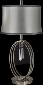 Dale Tiffany Halo Ring Table Lamp Antique Bronze GT13255