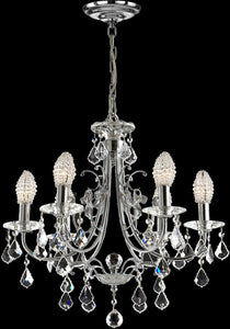 Dale Tiffany Indiana Glass Chandelier Antique Bronze GH70288
