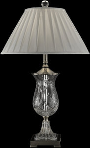 Dale Tiffany Labelle Crystal Table Lamp Antique Bronze GT13261