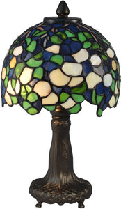 Dale Tiffany Laburnam Tiffany Accent Lamp Antique Bronze TA14350