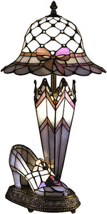 Dale Tiffany Hat/Shoe/Umbrella Table Lamp Antique Brass 84070
