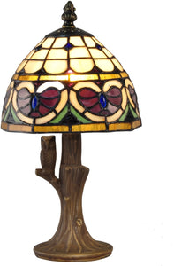 Dale Tiffany Valentine Tiffany Accent Lamp Antique Bronze TA15049