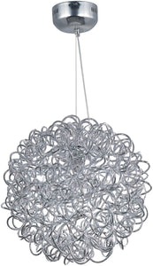 Dazed LED 8-Light Pendant