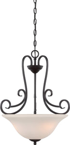 Designers Fountain Addison 3-Light Pendant Oil Rubbed Bronze