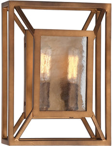 Designers Fountain Athina 2-Light Wall Sconce Gilded Bronze 89402-GB