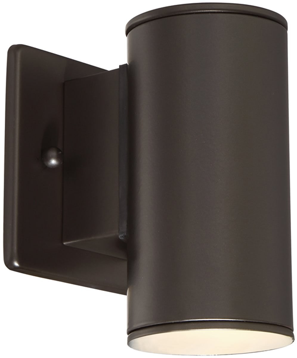 "6""H Barrow -Light Wall Sconce Oil Rubbed Bronze"