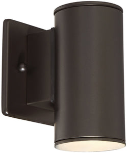 Designers Fountain Barrow -Light Wall Sconce Oil Rubbed Bronze LED33001-ORB