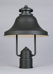 "15""h Bayport 1-Light Dark Sky Outdoor Light Bronze"