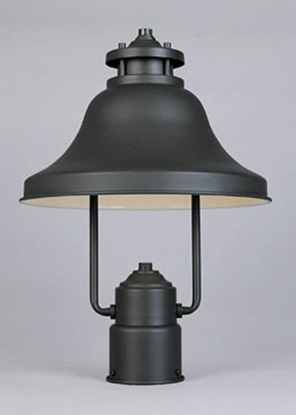 Designers Fountain Bayport 1-Light Dark Sky Outdoor Light Bronze 31336BZ