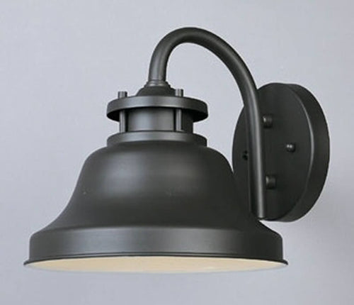 "9""h Bayport 1-Light Dark Sky Outdoor Light Bronze"