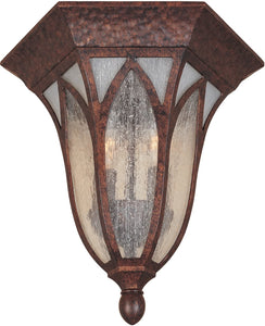 Designers Fountain 11 inchw Berkshire 2-Light Flushmount Burnished Antique Copper 20635BAC