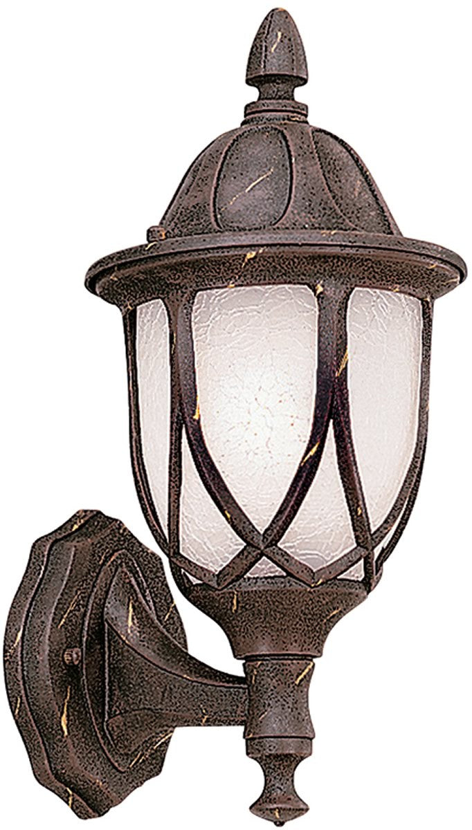 "14""H Capella 1-Light Wall Sconce Autumn Gold"
