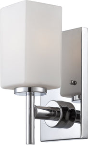 Designers Fountain Dakota 1-Light Bath Vanity Chrome 6731CH