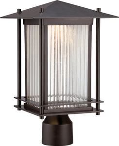 Designers Fountain Hadley  LED Outdoor Burnished Bronze