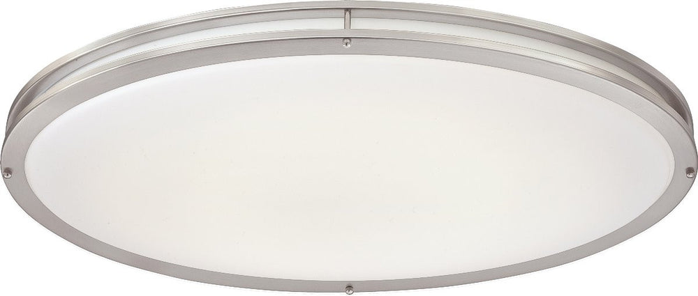 LED Flushmount  LED Flushmount Satin