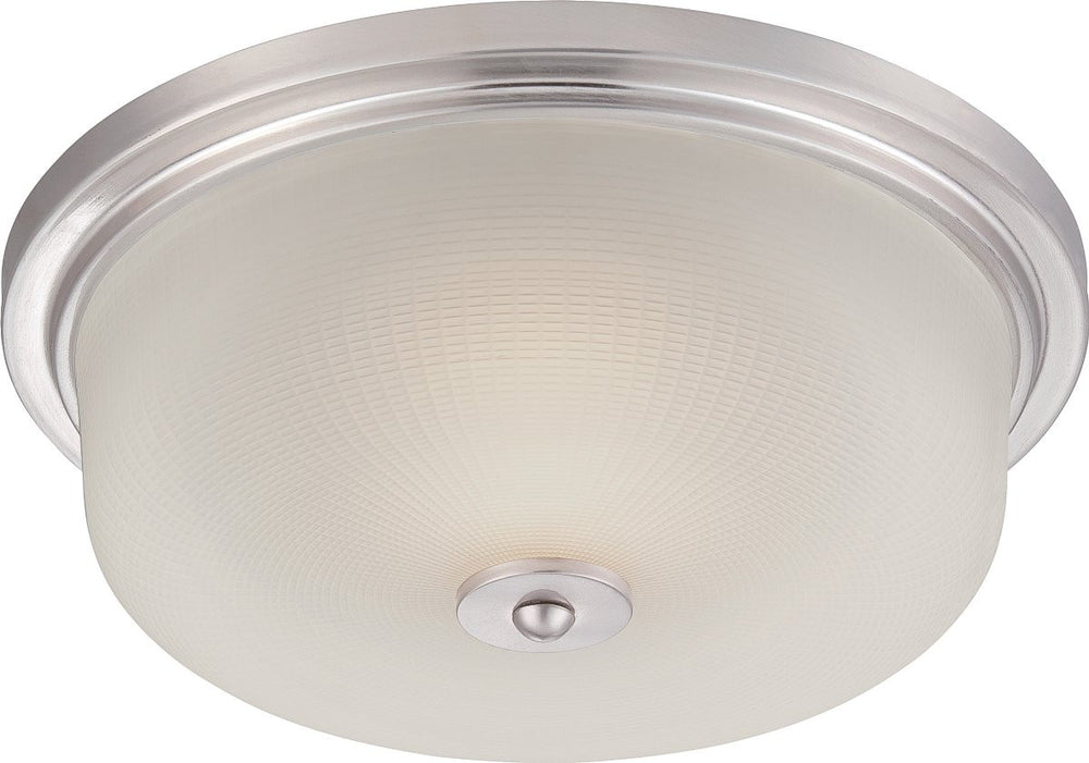 Orono  LED Flushmount Satin