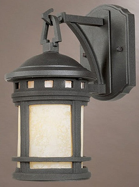 "11""h Outdoor Wall Lantern Oil Rubbed Bronze"