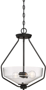 Printers Row -Light Pendant Oil Rubbed Bronze