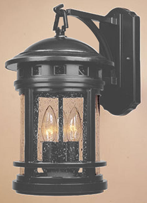 "16""H Sedona Outdoor Wall Lantern Oil Rubbed Bronze"