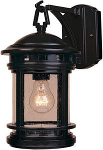 Designers Fountain 5 inchw Sedona 1-Light Wall Lantern Oil Rubbed Bronze 2370ORB