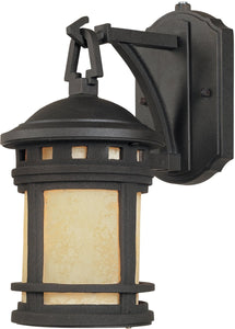 Designers Fountain 5 inchw Sedona 1-Light Wall Lantern Oil Rubbed Bronze ES2370AMORB
