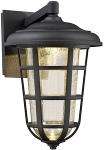 Triton -Light Wall Sconce Black