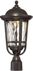 Designers Fountain Westbrooke -Light Outdoor Wall Light Aged Bronze Patina LED34436-ABP