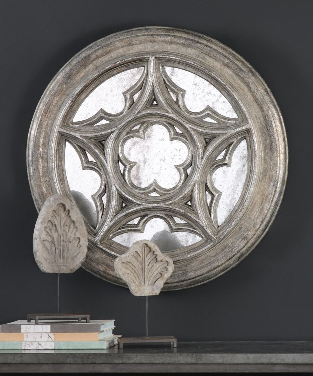 Marwin Round Window Mirror
