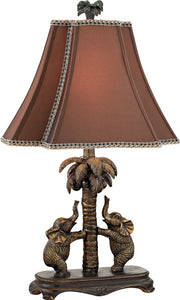 Adamslane 1-Light Accent Lamp Bridgetown Bronze