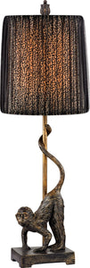 Dimond Aston 1 Light 3 Way Accent Lamp Bissau Bronze D2477