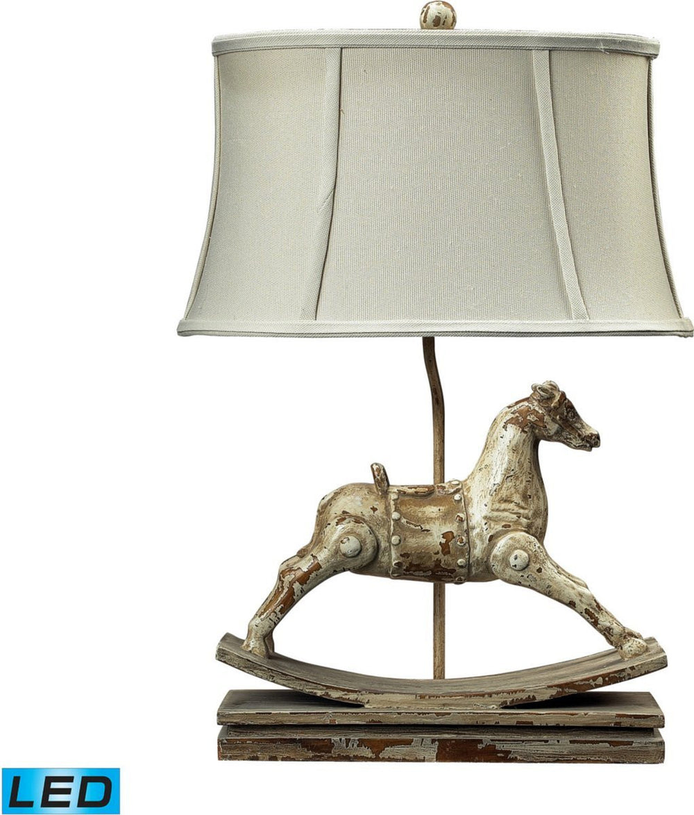 Carnavale 1-Light LED 3-Way Table Lamp Clancey Court