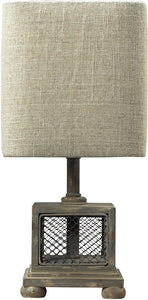 Dimond Delambre 1-Light Mini Lamp Montauk Grey 939150