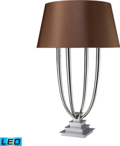Harris 4-Light LED Table Lamp Chrome