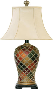 "30""h 1-Light Table Lamp"