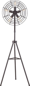 Quensbury 5-Light Floor Lamp Oil Rubbed Bronze
