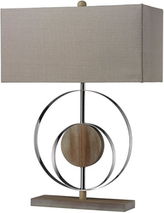 "23""h Shiprock 1-Light Table Lamp"