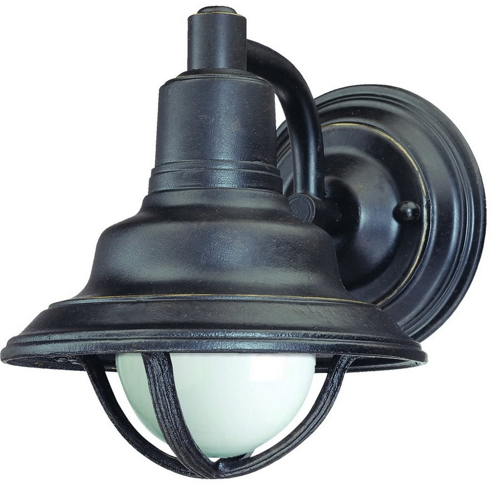 "8""h Bayside 1-Light Exterior Wall Winchester"