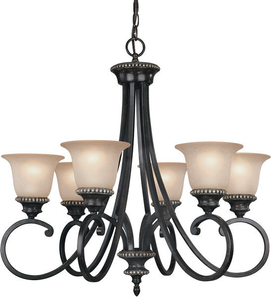 "27""w Hastings Chandelier Phoenix"