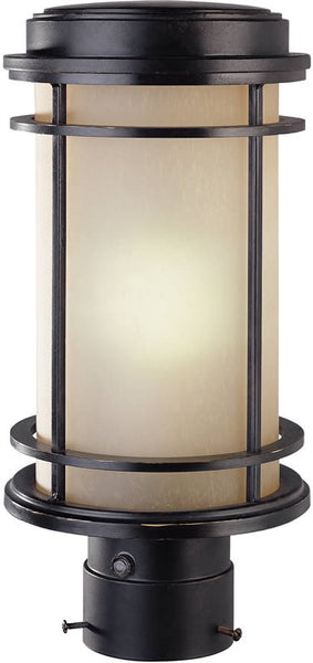 Dolan Designs La Mirage 1-Light Post Winchester 920668