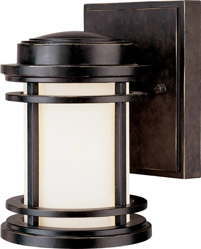 "7""h La Mirage 1-Light Outdoor Wall Lantern Winchester"