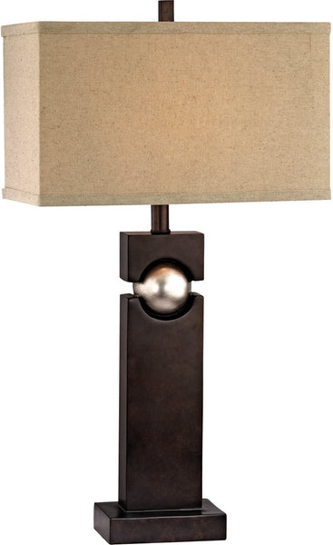 Dolan Designs 1-Light Table Lamp Western Bronze 15041127