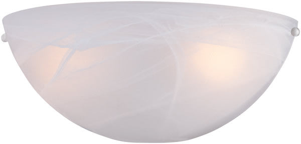 "13""w 1-Light Wall Sconce Classic White"