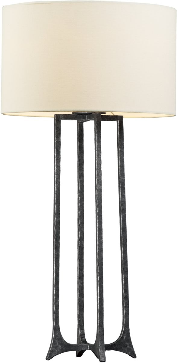 Anvil 1-Light Table Lamp Natural Iron