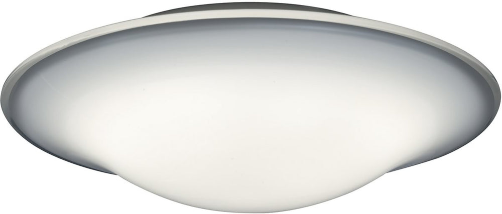 "18""W Milano LED Ceiling Light White"