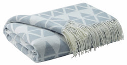 Noemi Throw Blue