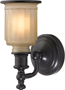 Elk Lighting Acadia 1-Light Bath Light Oil Rubbed Bronze 52010/1