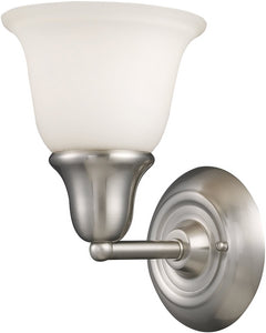 Elk Lighting Berwick 1-Light Bath Vanity Brushed Nickel 670201
